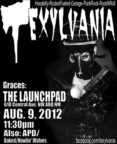 Texylvania Headlines The Launchpad