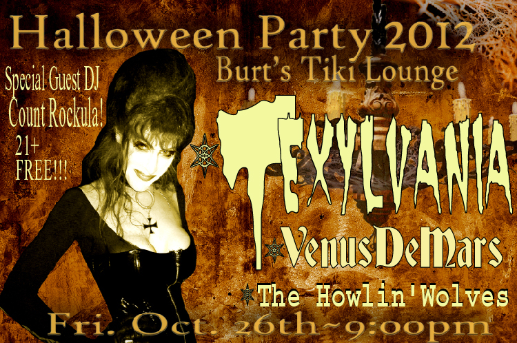 Texylvania's Wicked Halloween Party