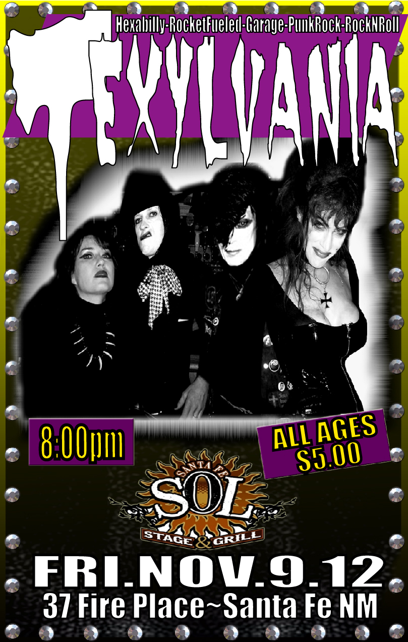 Texylvania Headlines Sol