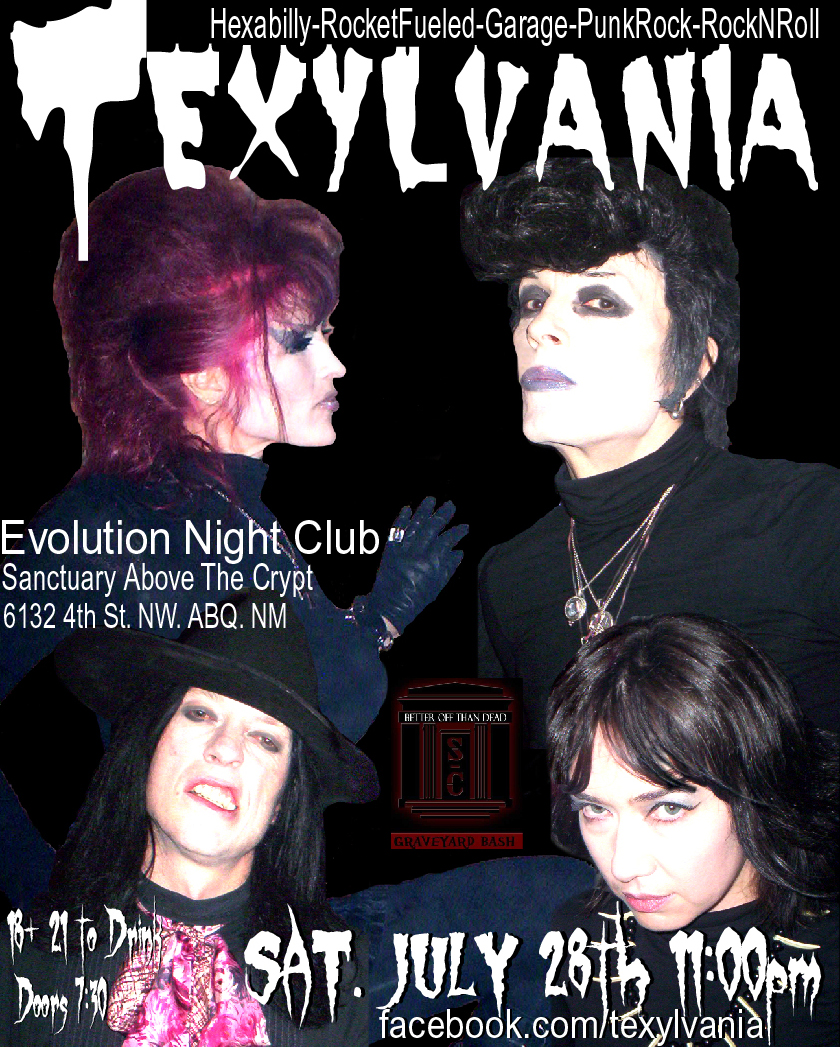 Texylvania Headlines SATC July2012