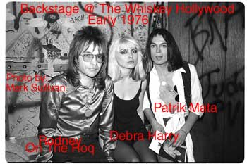 Patrik Mata Hanging With Debra and Rodney-1976
