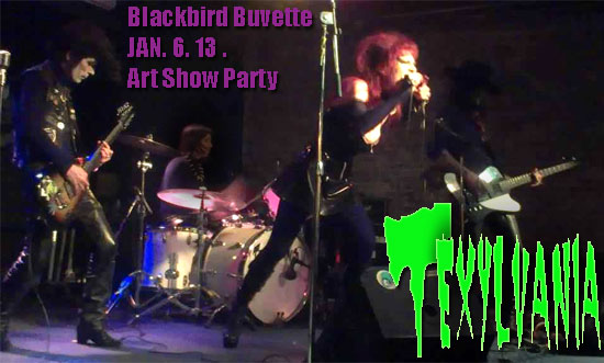 Texylvania Headlines The BlackBird