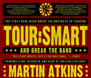 Patrik Mata contributes writings to TOUR SMART